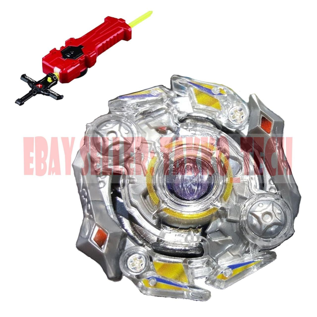 how to use beyblade burst launcher