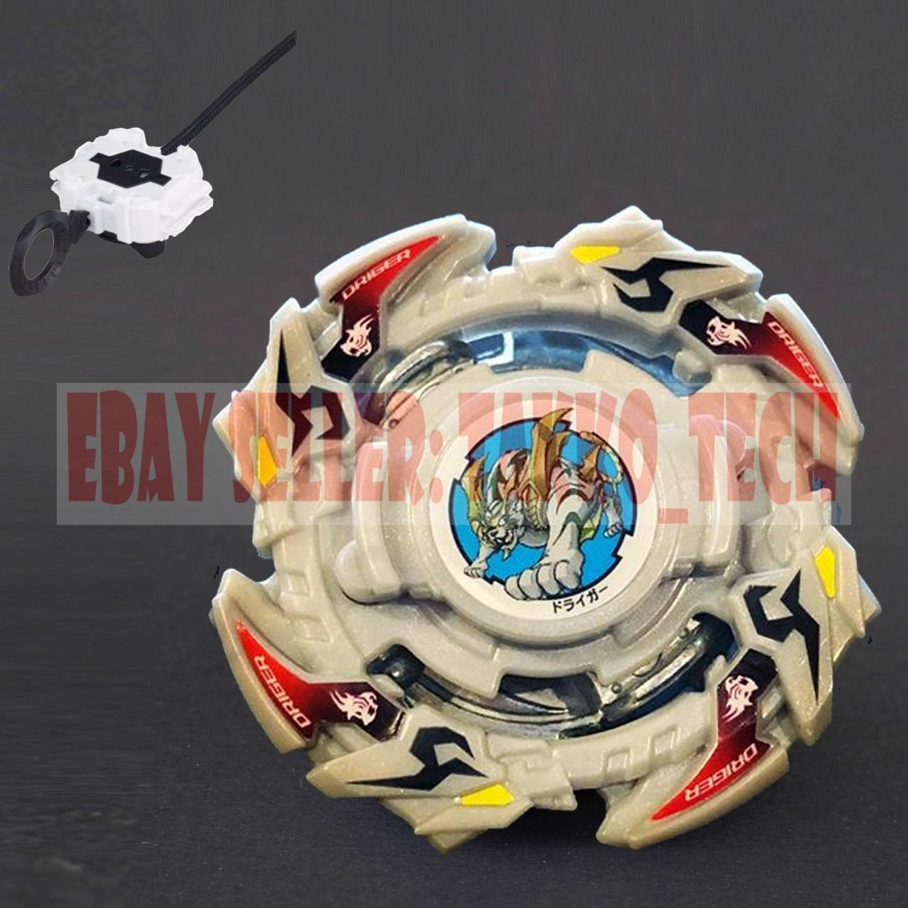 Takara Tomy Beyblade BURST B-132 08 Driger Fang 0 Xtend