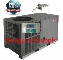 3 5 Ton 14 Seer Goodman Heat Pump Package Unit Gph1442h41