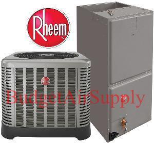 Rheem Ruud 2 5 Ton 14 Seer A C Complete Split System