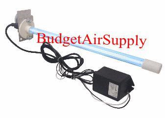 Uv Light Kit Air Purifier Hvac 24 Volt Ez Magnet Mount For