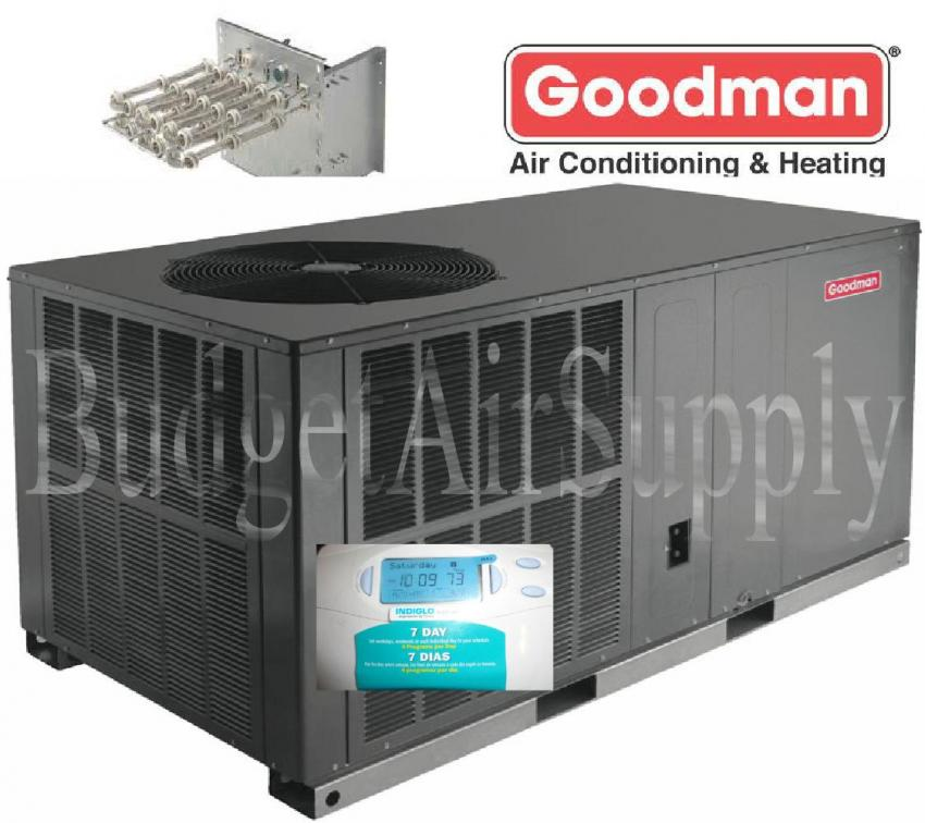 3 ton heat pump package unit images  installation