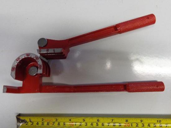 Small Tube Bender HVAC 3in1 Mini 1/4,5/16,3/8 Dia Copper