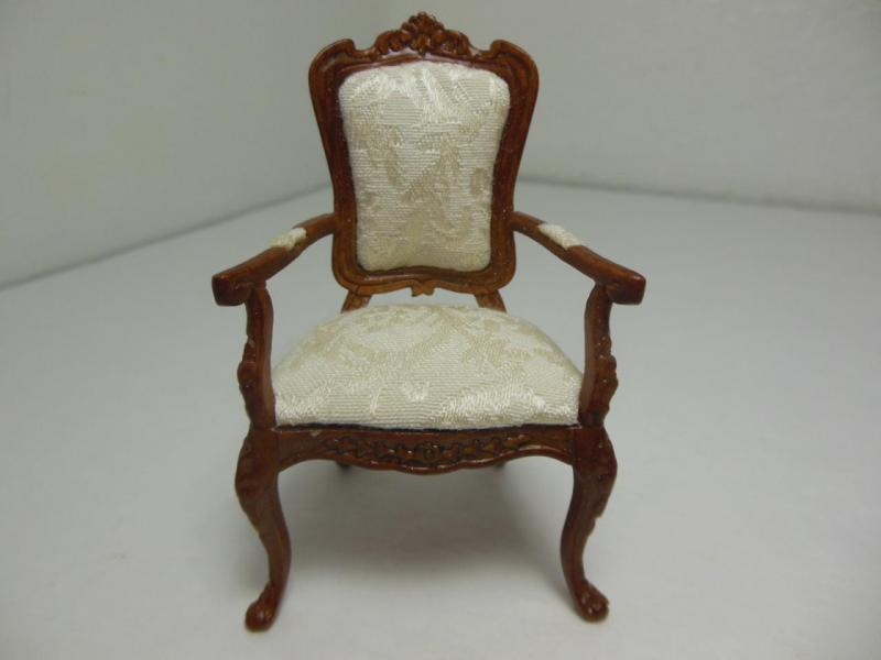 Dollhouse Miniatures Furniture 112 3011wn Upholstered