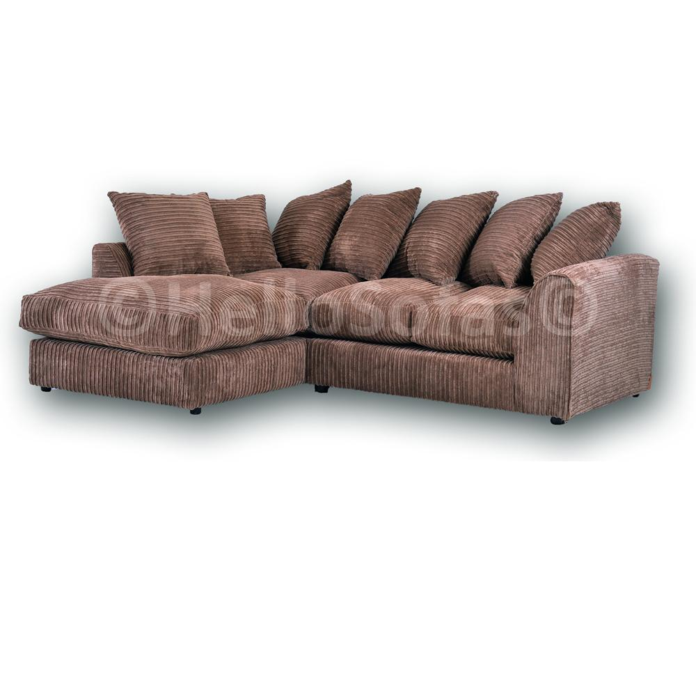 carter jumbo cord fabric 3 2 seater sofas full mocha images hosted at. Black Bedroom Furniture Sets. Home Design Ideas