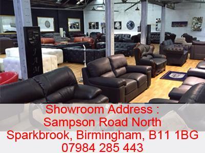Birmingham Sofa Showroom