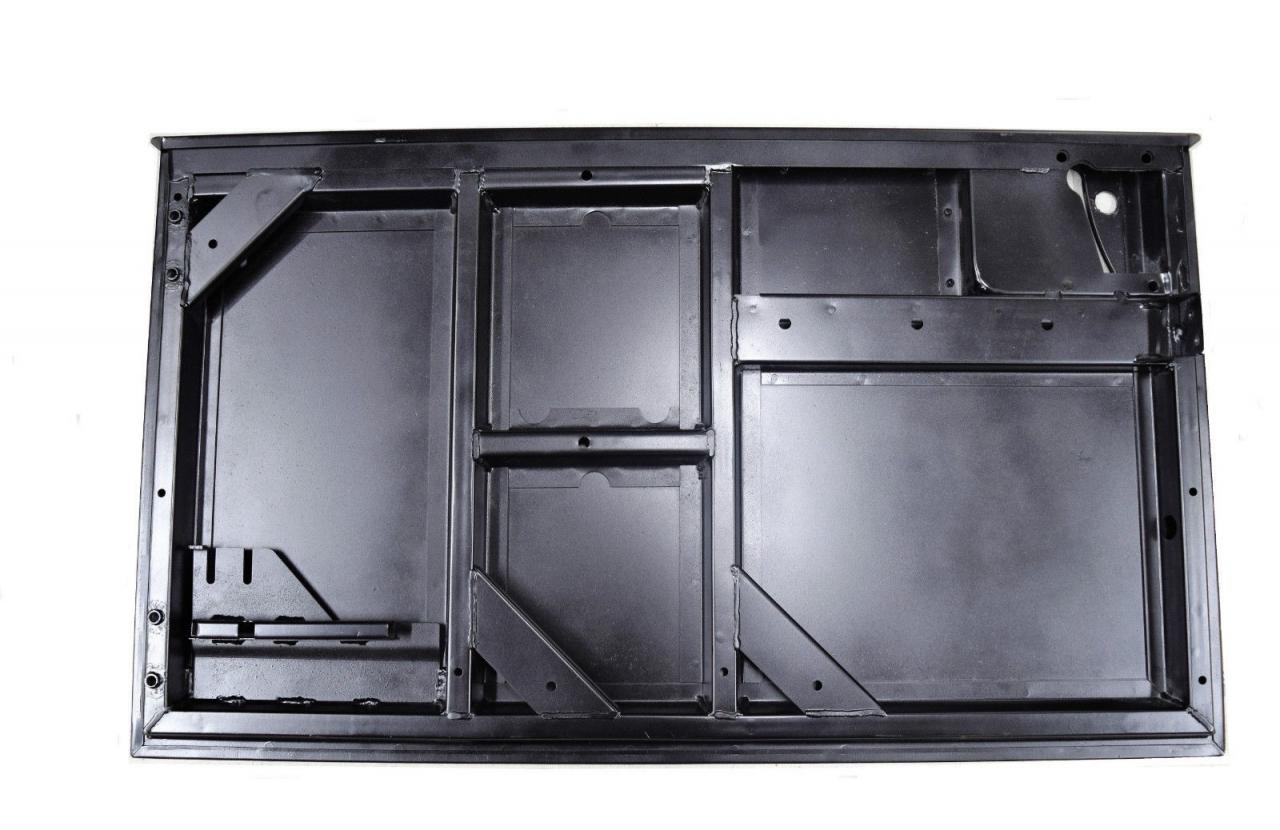Details About Rear Tailgate Half Door Swings Open Side Hinged For Land Rover Defender 83 16