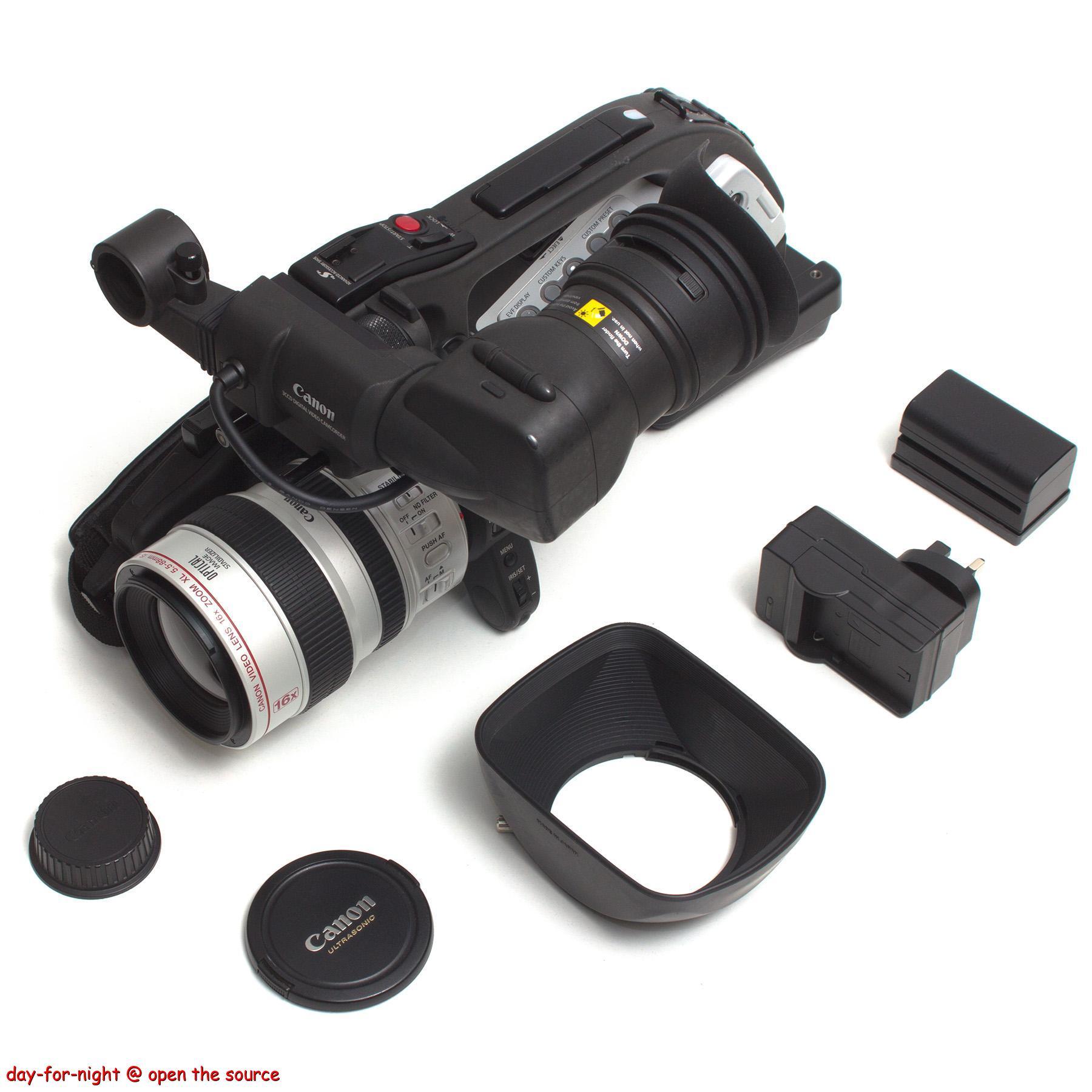 canon mini dv camcorder manual