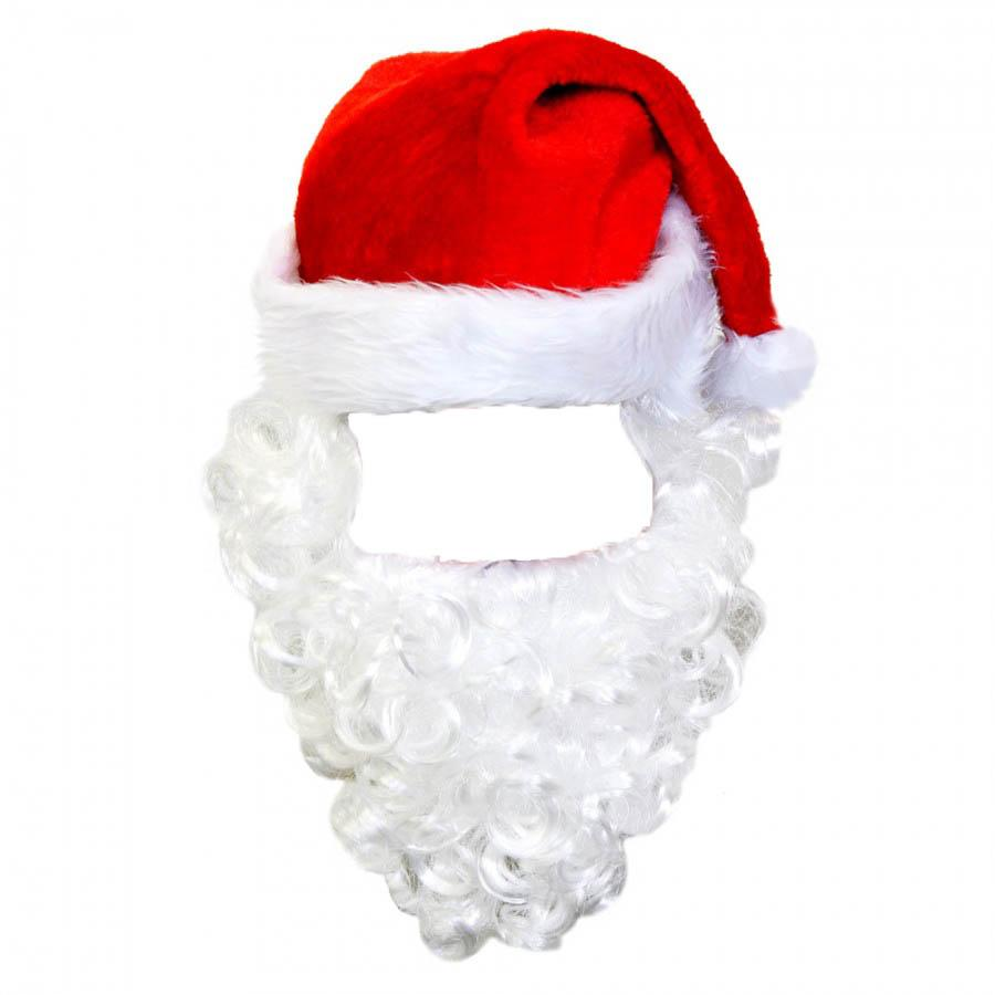 christmas santa claus hat with beard fancy dress party xmas event prop il5025 ebay details about christmas santa claus hat with beard fancy dress party xmas event prop il5025