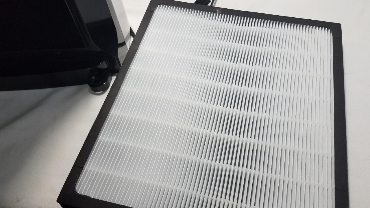 filterless air purifier cougar idylis