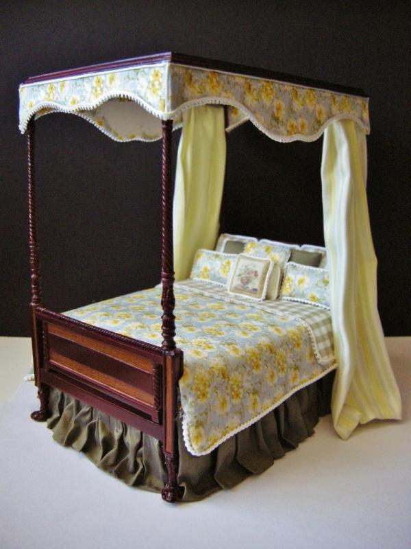 Top 28 Custom Canopy Bed F37699e Custom Made King