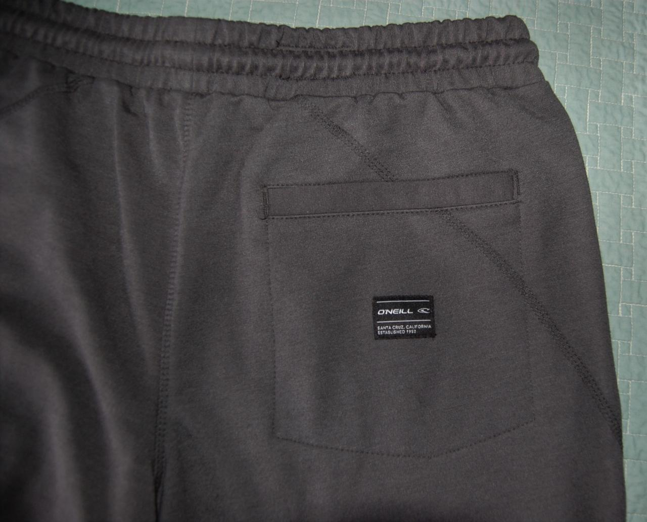 48e6058040 NWOT O'Neill Outrider Fleece Shorts, Slate Gray, Men's Small ...