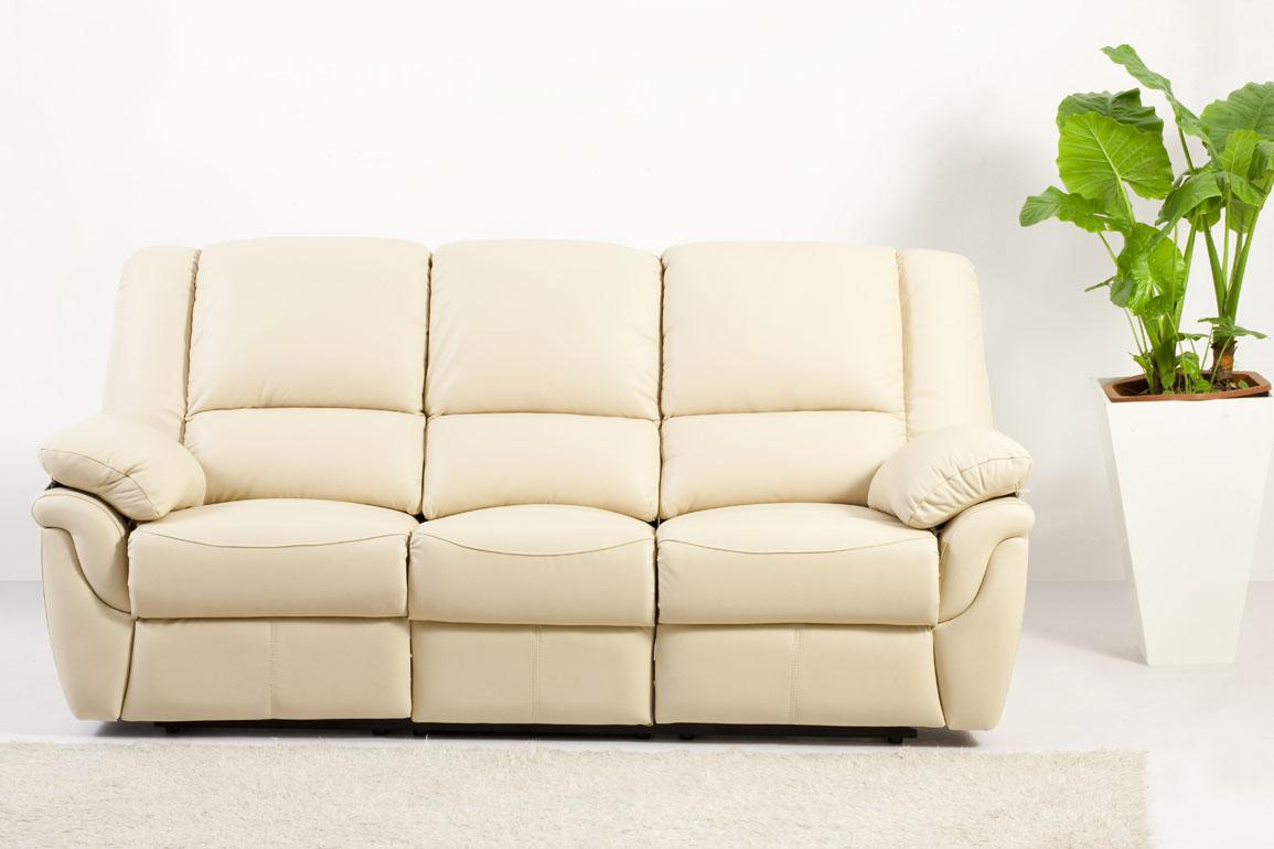 cream leather recliner sofa suite 3 2 seater elan images hosted at. Black Bedroom Furniture Sets. Home Design Ideas