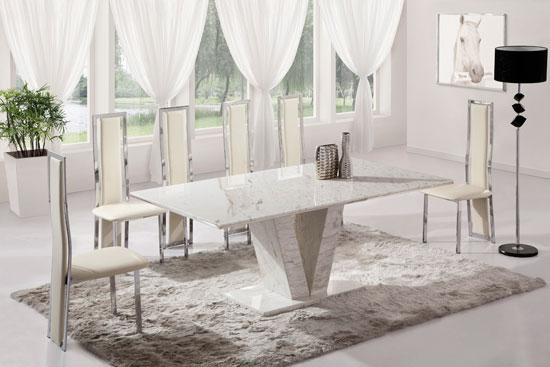 Excellent White Marble Table and Chairs 550 x 367 · 30 kB · jpeg